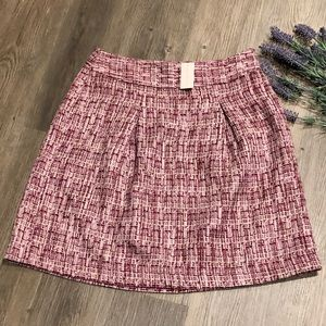 Loft tweed pencil skirt (new with tag)